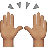 Solidarity emoji